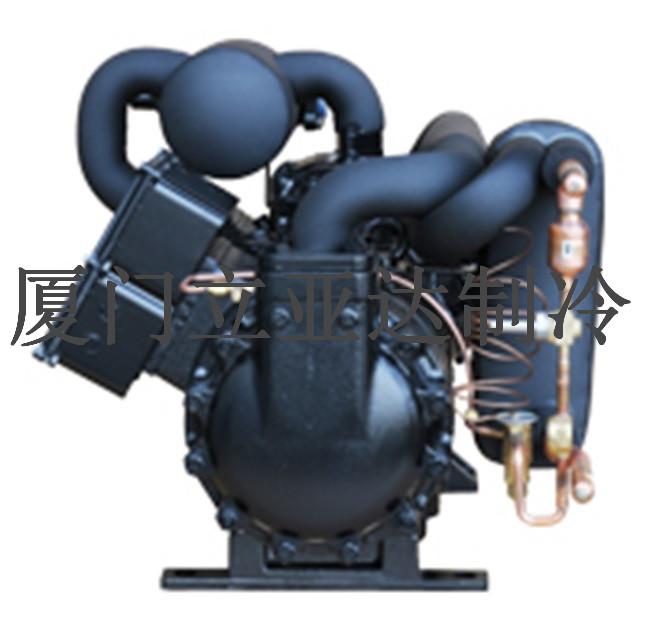 美国谷轮双级系列半封闭压缩机